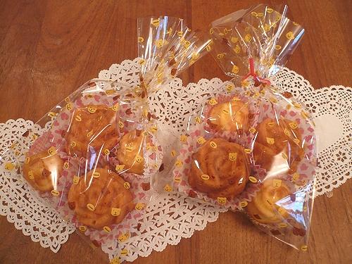ミニマリアのバラのケーキ..。.゚。*・。♥_a0053662_0381914.jpg