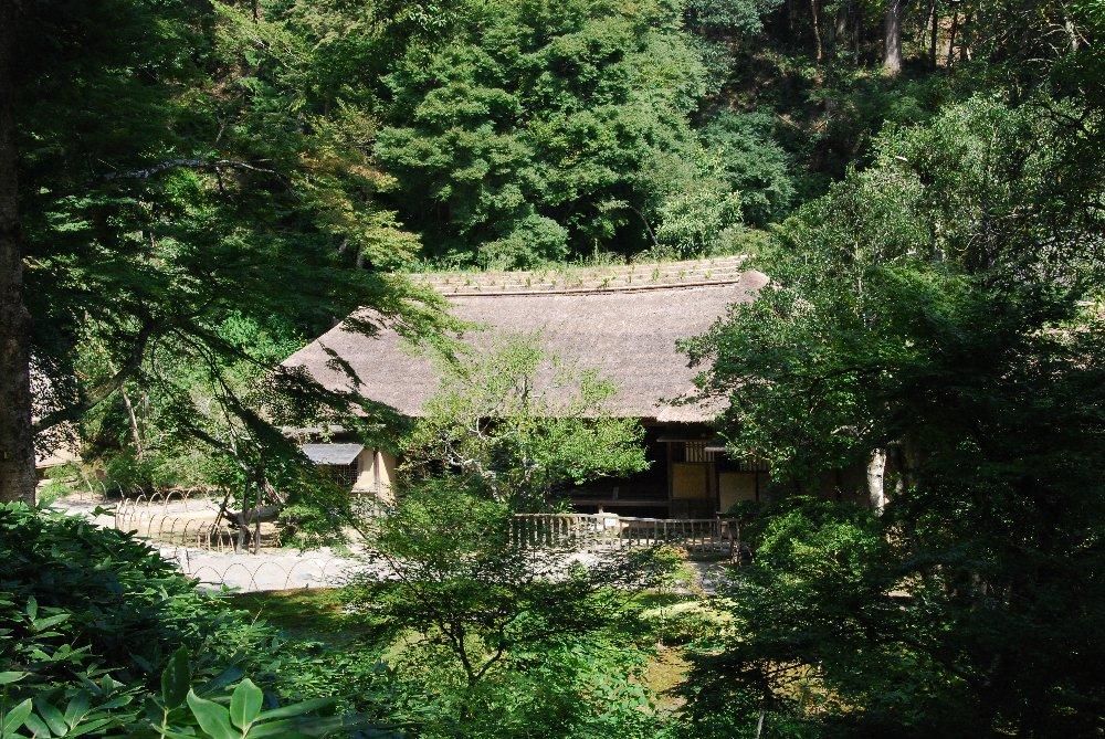 旅の報告 西山荘(水戸光圀公隠居所)_e0087201_22333721.jpg