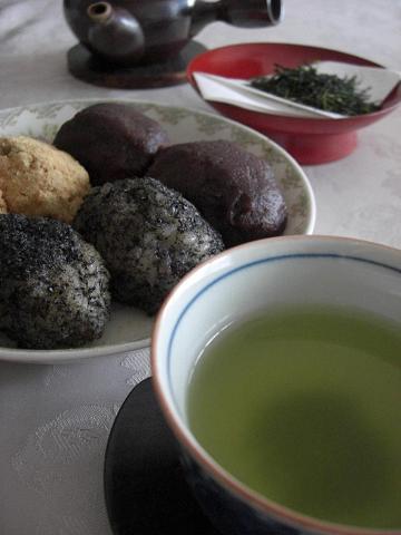 金谷での体験・・・No.4 「手揉み茶を作る」_c0079828_22471158.jpg