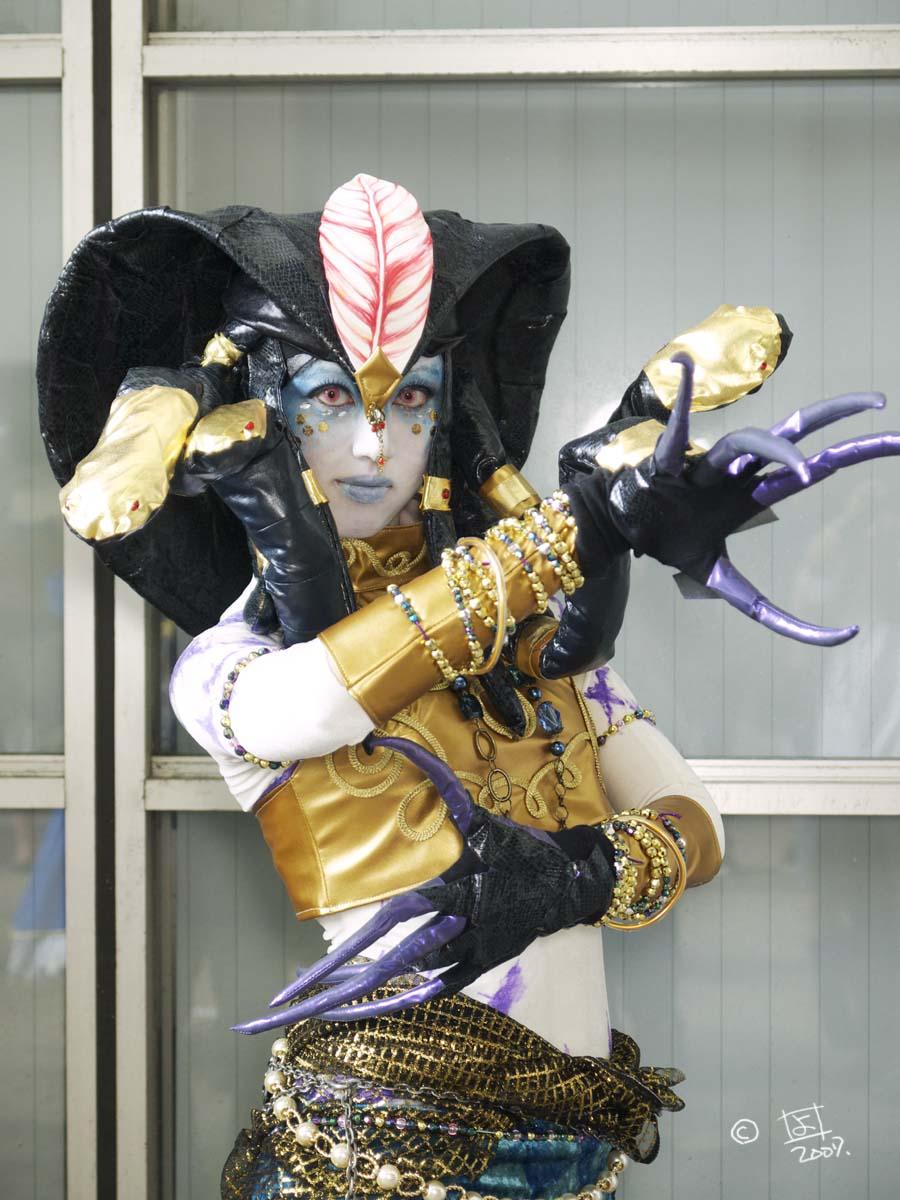 遅くなったが、「TOKYO GAME SHOW 2007」です。_e0096928_21445828.jpg