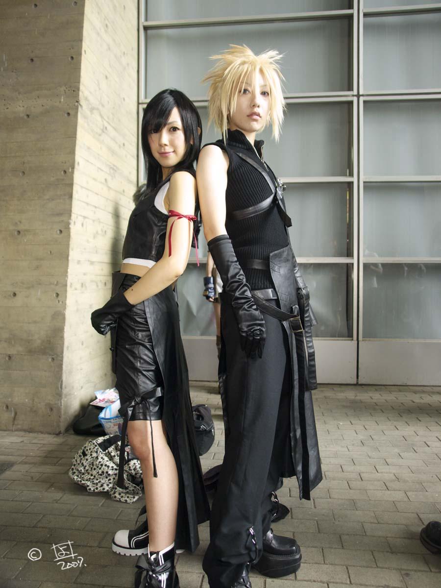 遅くなったが、「TOKYO GAME SHOW 2007」です。_e0096928_21463913.jpg