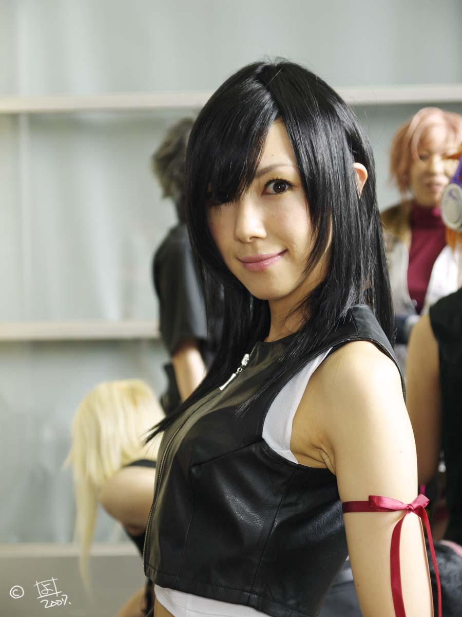 遅くなったが、「TOKYO GAME SHOW 2007」です。_e0096928_21471381.jpg
