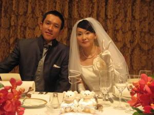Antique Wedding♪_c0043737_911328.jpg