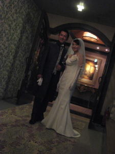 Antique Wedding♪_c0043737_9152448.jpg