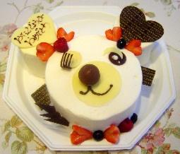 誕生日ケーキ_b0107544_2161885.jpg