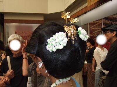 9月24日バリ舞踊3