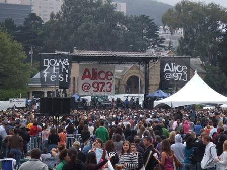 Joss Stone, James Blunt @ Alice now and zen, Golden Gate Park, San Francisco_b0069365_12204620.jpg