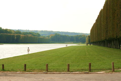 ベルサイユ宮殿の庭園~♪_c0090198_571059.jpg