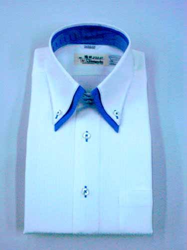 お客様のシャツ(二重衿)_a0110103_20274787.jpg