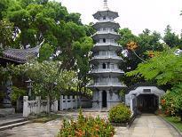 福州園 と カフェ沖縄式_d0100638_19493960.jpg