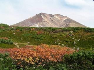 大雪山旭岳の紅葉_f0078286_104393.jpg