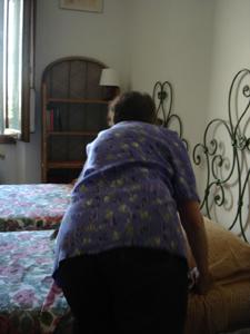 イタリア人マンマとベッドメイクの文化_f0106597_17361436.jpg