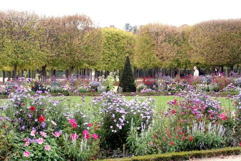 ベルサイユ宮殿の庭園・・・その2_c0090198_4311914.jpg