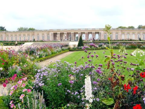 ベルサイユ宮殿の庭園・・・その2_c0090198_4365589.jpg