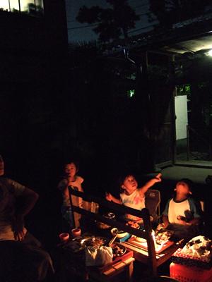 虫の音さやかに観月宴 ~ 知恩寺さんにて ろうそくご飯_c0069903_517545.jpg