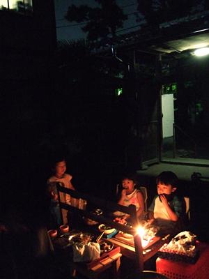 虫の音さやかに観月宴 ~ 知恩寺さんにて ろうそくご飯_c0069903_5185969.jpg