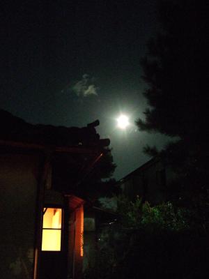 虫の音さやかに観月宴 ~ 知恩寺さんにて ろうそくご飯_c0069903_51910100.jpg