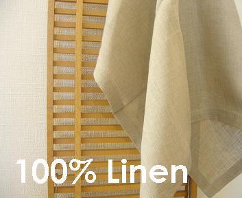 100%リネンのキッチンクロス_b0102217_16343950.jpg