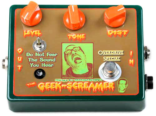 「Geek Mac Daddy」の「Geek Screamer」。_e0053731_21454973.jpg