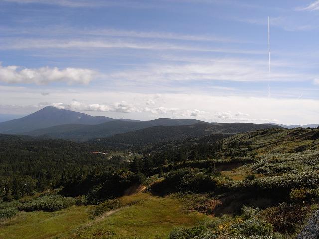 9月26日、八幡平に登る_f0138096_20252216.jpg