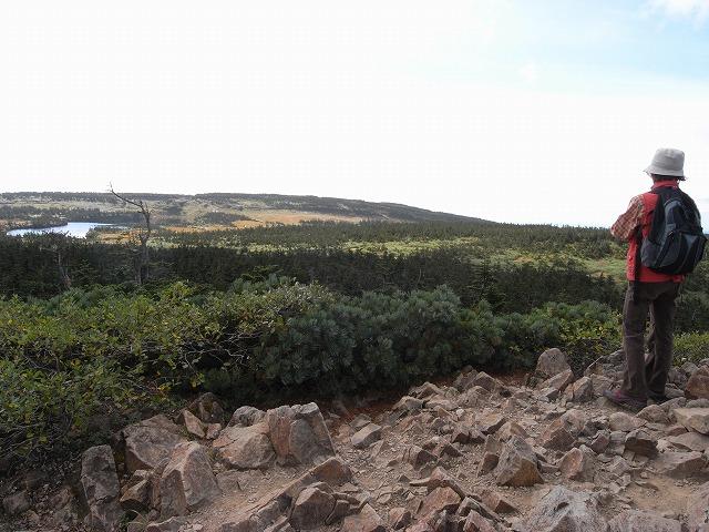 9月26日、八幡平に登る_f0138096_20294462.jpg