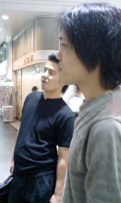 with 品田社長&宮○元GM&米○店長_e0069433_227374.jpg