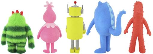もしかしてキッドロボット最初のコマーシャルモチャ?_a0077842_851135.jpg