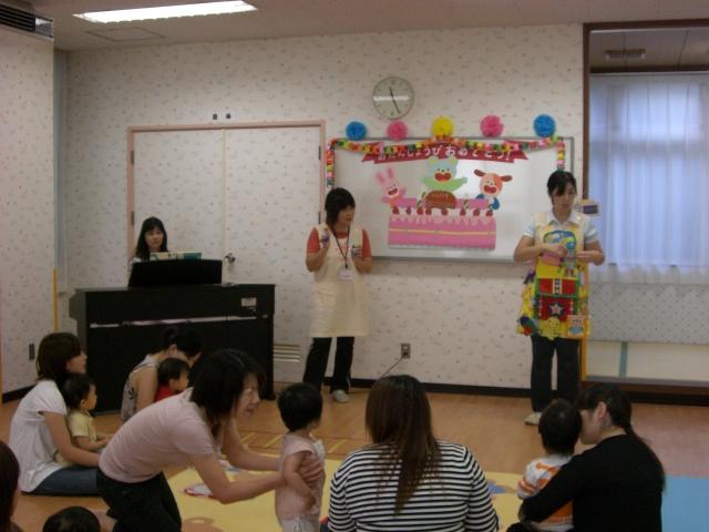 9月のお誕生日会_f0142009_14153769.jpg