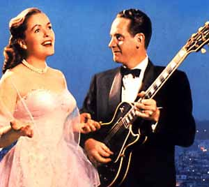 How High the Moon by Les Paul with Mary Ford_f0147840_3415423.jpg