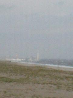 遠く見えるセブンスビーチ_e0081753_119638.jpg