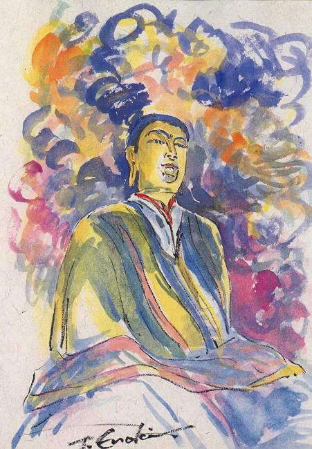 未来永劫春の息吹如何でしたか?これ以外にも「チベットの碧」 いっぱいです... 榎木孝明「チベッ