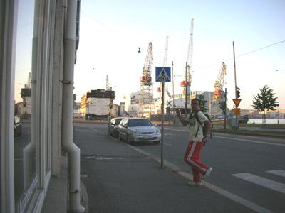 フィンランド旅行26らんにんぐ_c0133030_9503458.jpg