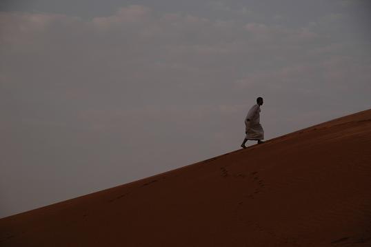 散歩に行くとかならず登るちょっと高い砂丘_e0066474_2105559.jpg