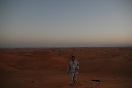 その砂丘からぐるっと360度。_e0066474_2144871.jpg