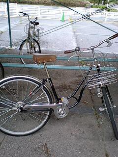 これがその新しい自転車。_b0061491_18353633.jpg