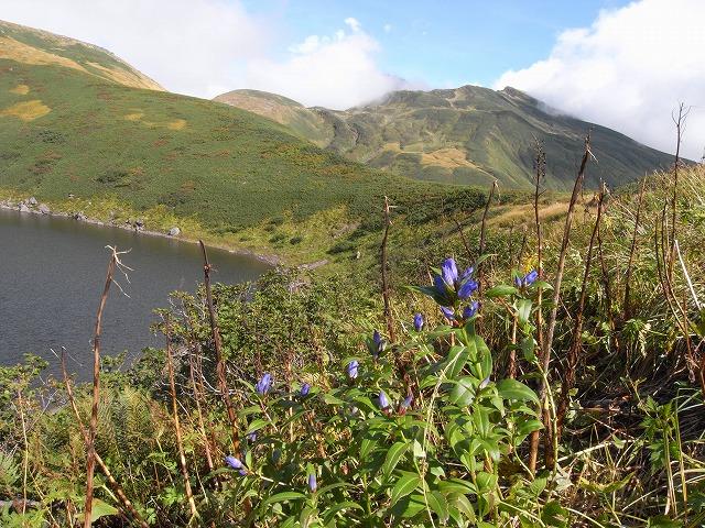 9月29日、鳥海山に登る_f0138096_2045427.jpg