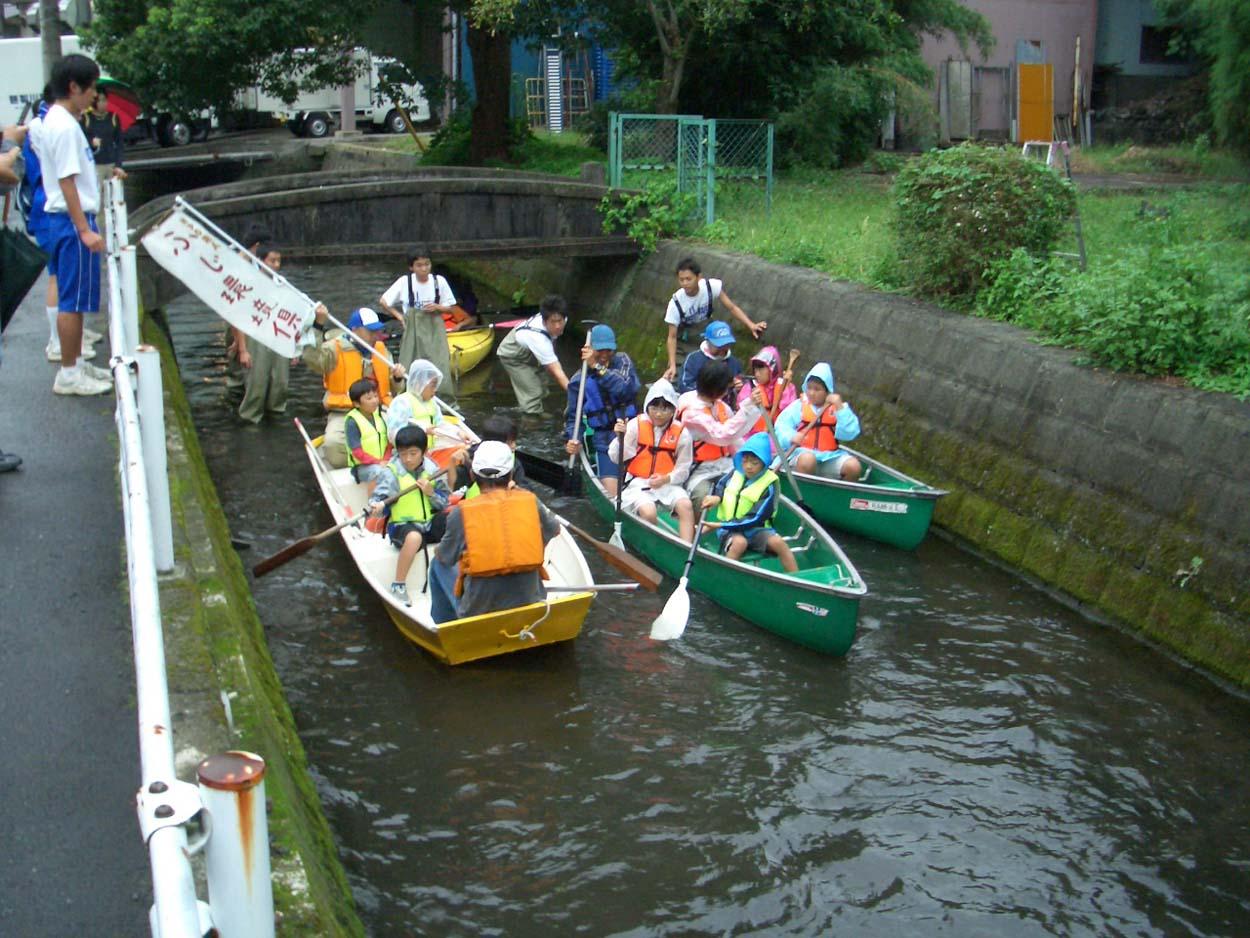 富士市にもこんなに遊べる川があるんです!_f0141310_21144585.jpg