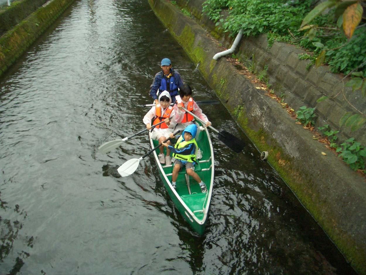 富士市にもこんなに遊べる川があるんです!_f0141310_21145751.jpg