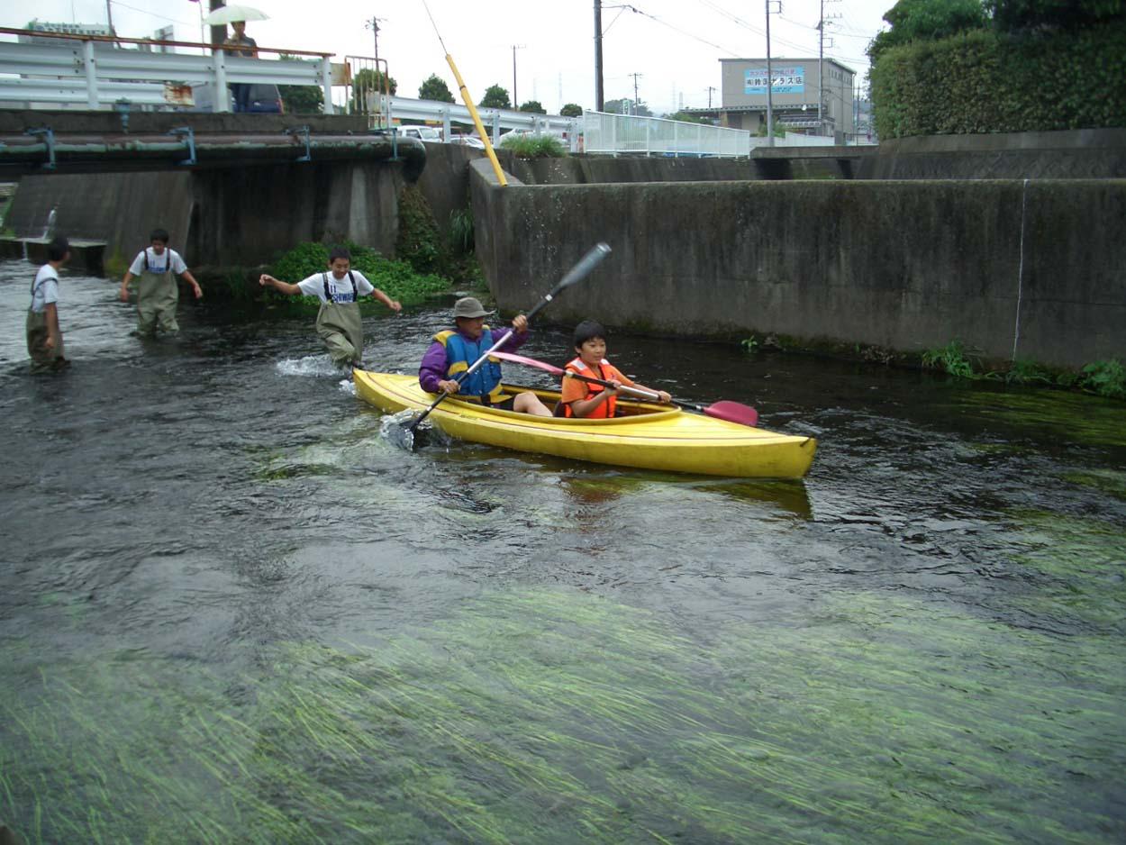 富士市にもこんなに遊べる川があるんです!_f0141310_21152926.jpg
