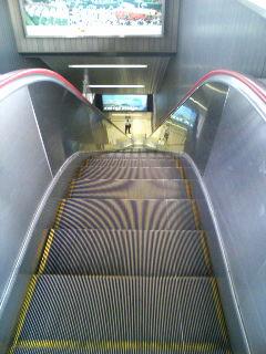 この階段にやられました…_f0076322_21542095.jpg