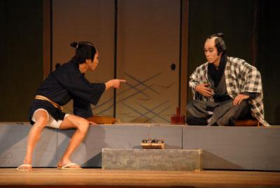 劇団 夢の旅 演目替え_f0079071_1030436.jpg