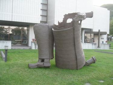 331)本郷新彫刻館 「前田哲明彫刻展」 8月25日(土)~10月14日(日) _f0126829_14142370.jpg