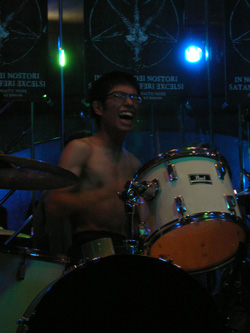 2007年09月30日(日) 「SCUM NIGHT A GO!! GO!! Vol.8」_f0004730_14355331.jpg