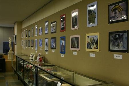 八二一ペット写真教室ロビー展はじまりました!_d0096837_21492179.jpg