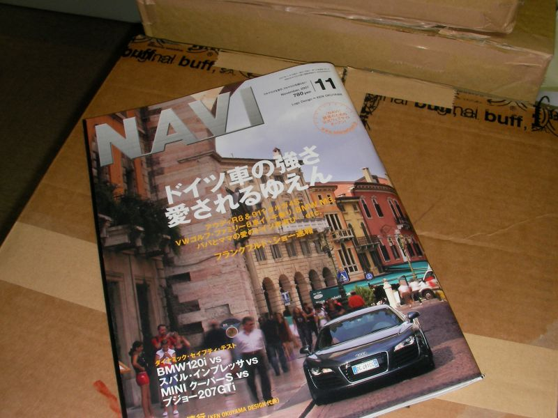 NAVI11月号で特集ページ!!!_f0053060_0541010.jpg