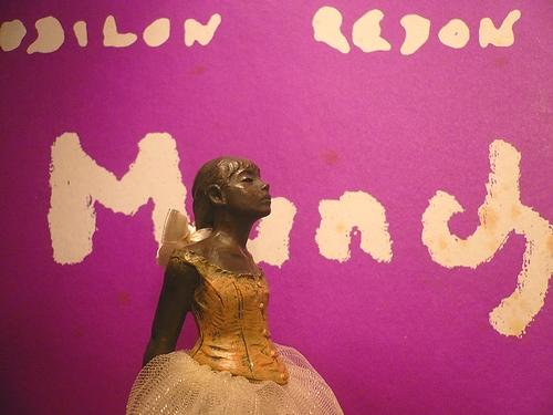 シンクロニシティ Synchronicity 素敵な偶然  Edgar Degas 踊り子のブロンズ像 ..。.゚。*・。♥_a0053662_2235078.jpg