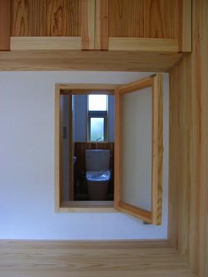 無合板の家  窓を開ければ_e0114895_14444118.jpg