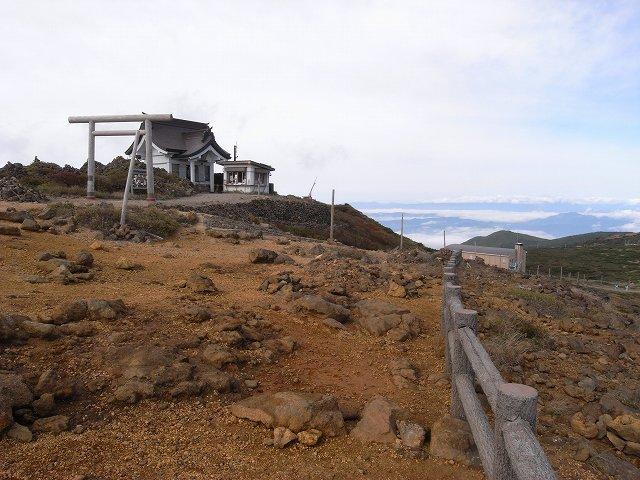 10月1日、蔵王山(刈田岳、熊野岳、五色岳)に登る_f0138096_1711855.jpg