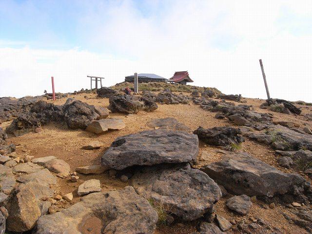 10月1日、蔵王山(刈田岳、熊野岳、五色岳)に登る_f0138096_1712209.jpg
