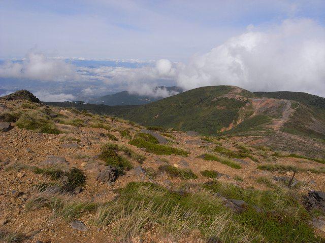 10月1日、蔵王山(刈田岳、熊野岳、五色岳)に登る_f0138096_17133251.jpg